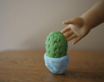 American Girl Sized Cactus