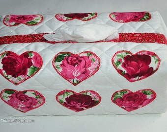 Tissue Box Cover, cotton