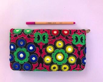 Ethnic clutch, tribal clutch, boho clutch, clutch wallet, wallet clutch, boho wallet, gypsy clutch, hippie clutch, women clutch, clutch sale