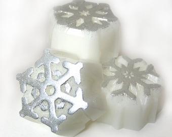 Sparkle Snow - Goat's Milk Soap Bar