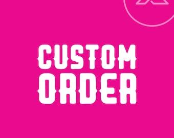 Custom Screen Charge
