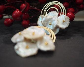 Pearl Mist Earrings