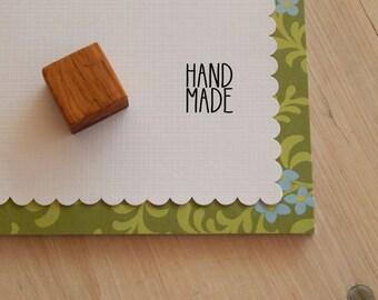 Mini HANDMADE Olive Wood Stamp