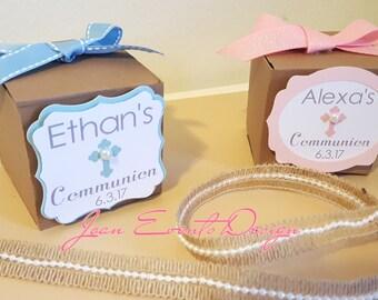 Communion/Baptism Party Favors Boxes