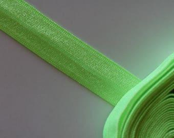 Neon Green elastic band