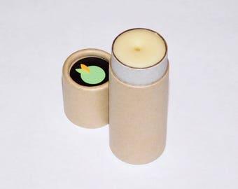 Peppermint Lip Balm | All-Natural | Homemade | The Tart Peach | Lip Balm
