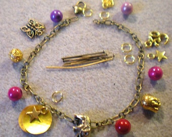 KIT * Buddha bracelet with 4 colors * to do it yourself
