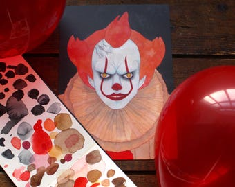 Pennywise the Dancing Clown Print