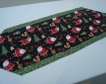 HOMEMADE TABLE RUNNER Holiday Seasonal