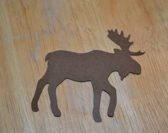 Moose Confetti/Moose Table Scatter/Moose/Table Scatter/Confetti