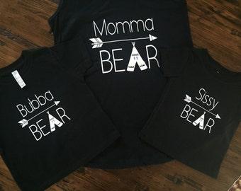 Momma bear set