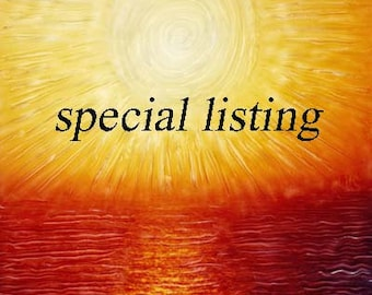 Special Listing for Anita