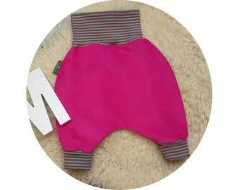 Harem trousers, trousers, wax trousers, Pumphose, corduroys, baby pants, baby