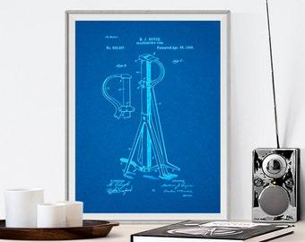 Blacksmith Vise, Patent Prints, Patent Posters, Patent Art, Blacksmith tools, Blacksmith Anvil, Blacksmith Art, Blacksmith forge, Anvil