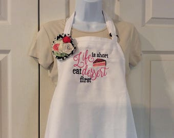Desert First Apron, Chef apron