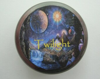 Twilight Solid Perfume, Solid Perfume, Perfume, Fragrance, Essential Oils, Vanilla Oil, Patchouli, Sandalwood, Valentine's Day Gift, Gift