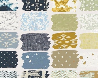 Observer Full Fabric Collection - April Rhodes - Art Gallery Fabrics - 20 Fat Eights or 20 Fat Quarters or 20 Half Yards