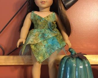 "Ballet or fairy costume /dress for AG or 18"" doll"