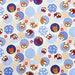 Dog Japanese fabric, fabric, fabric pattern shiba dog fabric shiba inu, dot, dog fabric, off-white fabric 50x50cm TU334