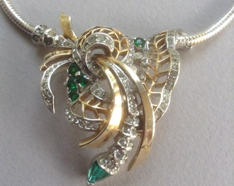 Reja Fantastic Art Deco Necklace