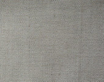 Natural Crewel Linen Union Fabric - Half Metre Piece for Embroidery