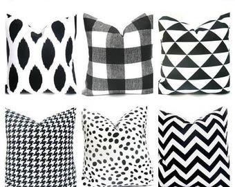 15% Off Sale Black Pillow, EURO PILLOW, Euro Pillow Cover, Euro Pillows, Euro Shams, Euro Pillow Sham, Euro Pilow Case, Black Pillow Cover,
