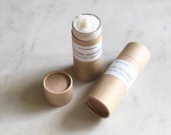 Natural Deodorant || Organic