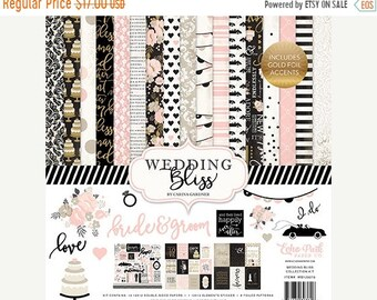 ON SALE Echo Park Wedding Bliss Collection Kit