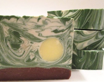 Cascade Forest Soap Oregon Soap Handmade Cold Process Soap
