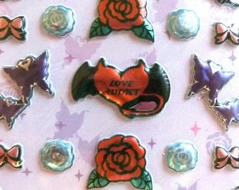 Gothic Lolita 3D Sticker