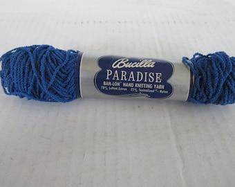 Vintage Bucilla Paradise Color 467 Yarn