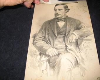 The DUKE of WESTMINSTER- Engraving