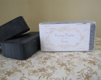 Tea Tree Charcoal Facial Soap