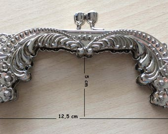 Clasp for purse size 12.5 cm