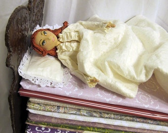 Art Doll - The Princess and the Pea