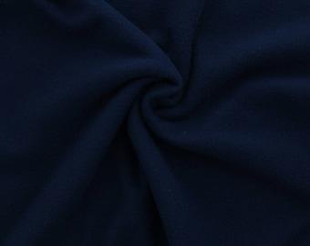 Light Navy Blue fleece
