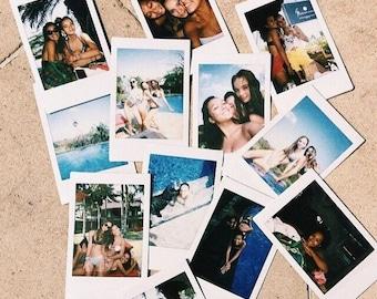 Individual Polaroid Print