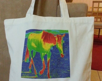 Australian Stockhorse - Multipurpose Cotton Bag - Exclusive Gift - Fun Fashion
