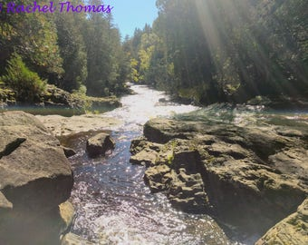 Cascade River - Nature Photography