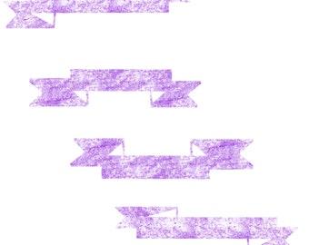 Weekly Planner Printable - Purple