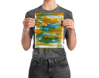 Balance, Watercolor Wall Art