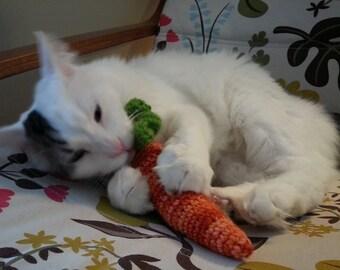 Catnip Carrot