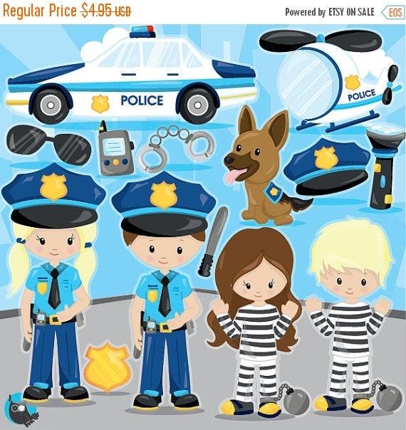 80 % OFF SALE Polizei Clipart kommerzielle verwenden