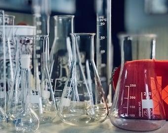 Sorceress glassware...