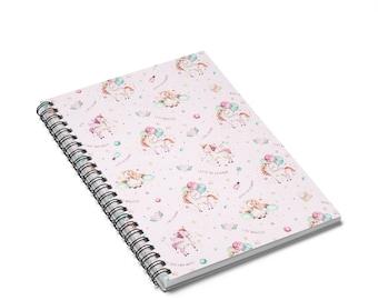 Unicorn Notebook, Unicorn, Notebook, Journal, Unicorn Gift, Unicorn Journal, Notepad, Sketchbook, Unicorn Stationery, Back To School