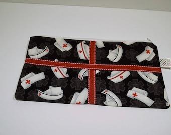 Pencil case, case, pencil case zipper nurse waterproof
