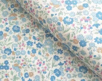 Sevenberry - Petite Garden - Blue Petite Garden - Robert Kaufman