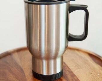Custom Design Order Stainless Steel Travel Mug