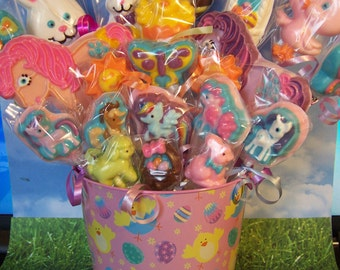 21 Pc. Pony Easter Bouquet