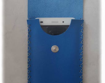 Case for smartphone leather - 3 colors available